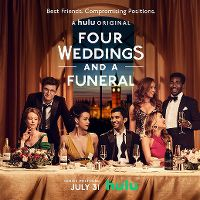 Cover Soundtrack - Four Weddings And A Funeral [2019]